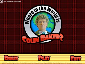 Where in the World is Colin Baker Screenshot2
