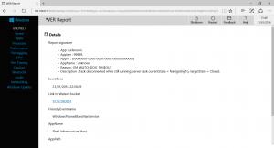 Windows8 Error