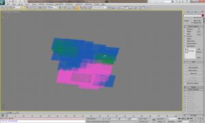 3D terrain Data for Hollywood